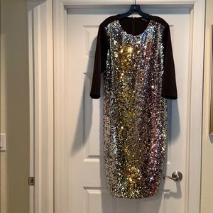 Eloquii sequined dress